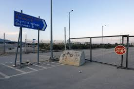 the ruins of athens greece olympics venues have turned into