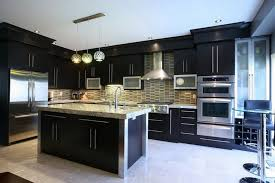 Paint Colors For Kitchen Walls With Oak Cabinets Black High Gloss Wood Kitchen Cabinet Kitchen Wall Colors Light