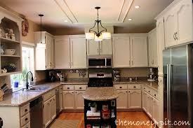 How To Paint Your Kitchen Cabinets Without Losing Your Mind The - Can you paint your kitchen cabinets
