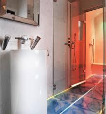 customer project 59 bathroom mood lighting with sideglow fibre