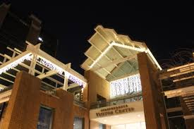 philadelphia visitor center bright holiday lighting