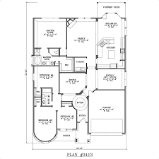 Ranch House Plans With Wrap Around Porch Plain Simple One Story House Plans Expansive Onestory I Would Add