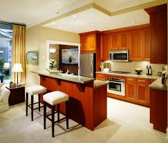 mesmerizing open kitchen designs in small apartments 78 about