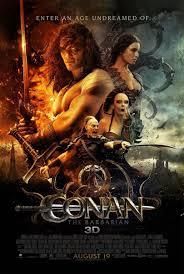 Conan El Barbaro 3d