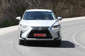lexus rx panoramic roof lexus rx 450h advance comes with extras in the uk autoevolution