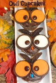 owl cupcakes tgif this grandma is fun