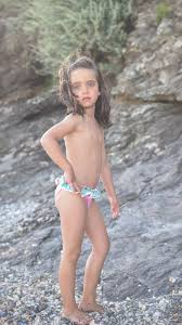 nina culetin 3 culetín Bañador para niña de una pieza 3 años Shimmer and ...