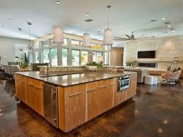 51 open floor plan kitchen dining living room stunning open perfect kitchen island ideas open floor plan roomopen dining to living room