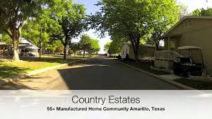 55 Mobile Home Parks In San Antonio Tx Country Estates 55 Manufactured Home Community Amarillo Tx Youtube