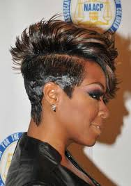 short weave hairstyles for black women short mohawk hairstyles