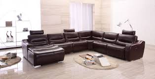 excellent furniture ideas with leather living room sectionals