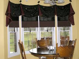 Tuscan Kitchen Curtains Valances by Compact Black Valances For Window 134 Black Valances For Windows