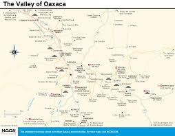 Map Of Juarez Mexico by Printable Travel Maps Of Oaxaca Mexico Moon Guides