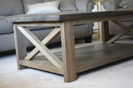 coffee tables simple diy farmhouse coffee table pin love grows