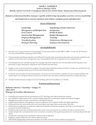 Construction Management Resume Examples by Cool Ideas Maintenance Manager Resume 1 Maintenance Resume Example