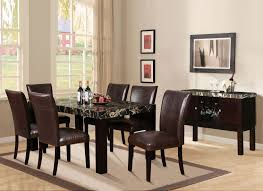 Acme Furniture Dining Room Set Modern Dining Set Marble Top Acme 70115 Sectionals