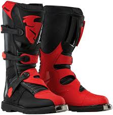 green motocross boots 129 95 thor mens blitz ce certified boots with mx soles 228831