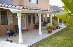 Simple Covered Patio Designs by Delighful Simple Wood Patio Covers Plans E Inside Inspiration