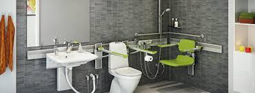 how to create an accessible bathroom