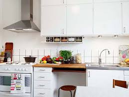 Kitchen Organization Ideas Small Spaces by Gorgeous Small Apartment Kitchen Ideas Fefdbcdd From Small Apt