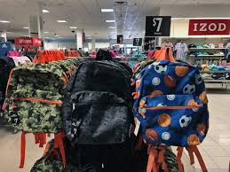 Jcpenney Clocks Stock Up Kids U0027 Backpacks As Low As 2 45 Shipped At Jcpenney