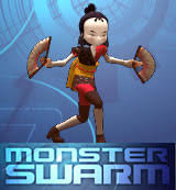 Code Lyoko Monster Swarm