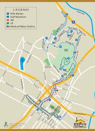 Grand Park Los Angeles Map by Road Closure Notice U2013 New Year U0027s Race Los Angeles 2016