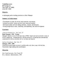 Sales Manager Resume   Sections  Templates and Writing Tips How to Make a Professional Resume