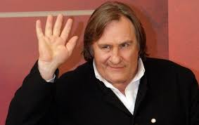 Gerard Depardieu Leaves France