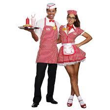 50s Halloween Costume Ideas Buy Mens Diner Dude Costume Family Halloween