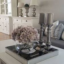 Best  Tray Styling Ideas On Pinterest Coffee Table - Decor for dining room table