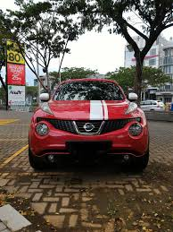 nissan juke white and red indonesia hello there nissan juke star wars has arrived