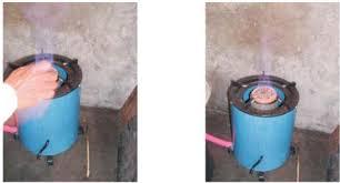 Kompor Biogas