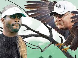 Andy Reid and Michael Vick Photoshop