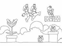 mario bros coloring pages free mario bros coloring pages for