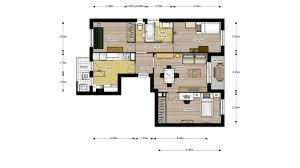 interactive floor plans for real estate drawbotics