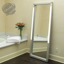 standing vanity mirror with lights vanity decoration
