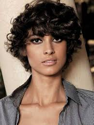 short haircuts for frizzy curly hair short hairstyles for curly frizzy hair archives latest hair