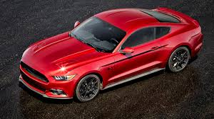 Ford Mustang Gt Black Hood Blinkers Are Back 2016 Ford Mustang Gets Retro Turn Signals