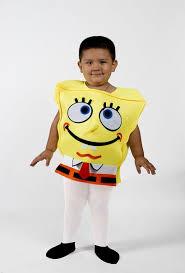 2 Halloween Costumes Boy Buy Spongebob Kids Child Yellow Halloween Costume Size 2 4