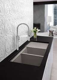 Kitchen Sink With Faucet Set Kitchen Faucet Ultra Modern 2017 With Faucets Picture Sink And