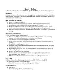 sample of special skills in resume nanny skills and abilities resume sample resume nanny resume cv resume nanny sample resume cv cover letter