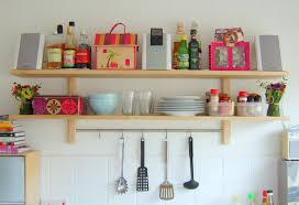 Shelf Kitchen Cabinet Kitchen Style Contemporary Bookshelf Kitchens Hanging Bookshelf
