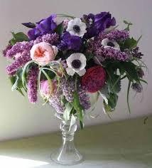 Table Flower Arrangements 23 Best Compote Flower Arrangements Images On Pinterest Flower