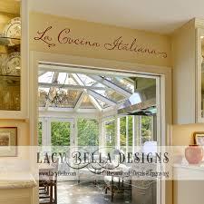 Italian Home Decorations La Cucina Italiana