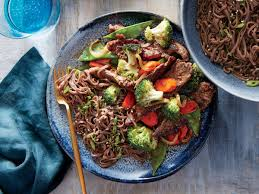 Vegetables by Mongolian Beef And Vegetables Recipe Cooking Light