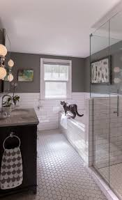 How To Make Small Bathroom Look Bigger Best 25 Brown Tile Bathrooms Ideas Only On Pinterest Master