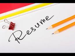 How to write your first Resume    Interview Tips   YouTube YouTube
