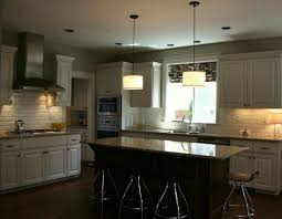 kitchen lovely kitchen island lighting with drum shade kitchen