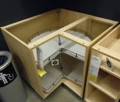amazing of kitchen cabinet corner design showing turntabl 740